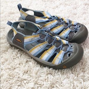 Keen Hiking and Water Sandal